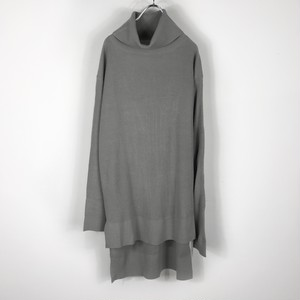 keisuke yoneda  difference Turtle-neck knit gray