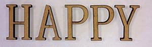 切り文字 アルファベット10個