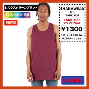 SHAKA WEAR Softspun Tank Top (品番SHAKATANK)