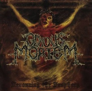 【USED】ODIOUS MORTEM / Devouring the Prophecy