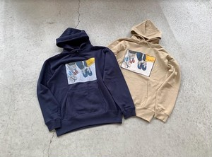 LEFTY ART HOOD【LARGE別注デザイン】