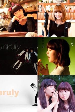 unruly vol.1 ポストカード(6枚組)