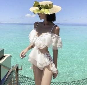 ★06378 レディースファッション 水着 ワンピース ビキニ ビーチ リゾート プール 2019新作
