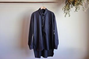 『Ithe』No.06-GS-F-DF グランパシャツ
