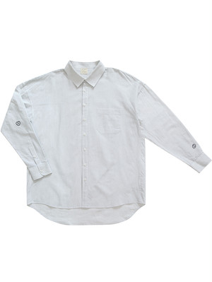 【inapsquare】SHIRTS LOVE WHITE