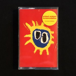 Primal Scream / Screamadelica(UK)[中古Cassette]