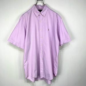【Ralph Lauren】 Short-sleeved shirt