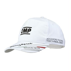 PR918020  Lightweight cotton OMP cap (White)