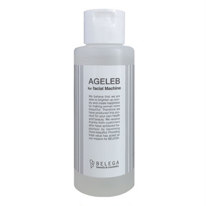 【美顔器用ローション】 AGELEB for facial Machine
