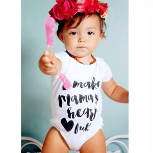 SALE! baby I make mama,s ロンパース