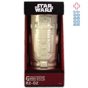 スター・ウォーズ ティキ・マグカップ R2-D2 陶器製 箱入