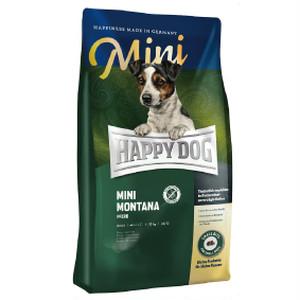獣医師推薦  HAPPY DOG ハッピードッグ ミニ モンタナ(馬肉)グレインフリー 1kg アレルギーケア