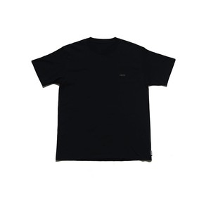 "SPICE COLOR PRINT TEE ""HARB"" -  BLACK"