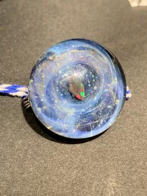 天体観測のブローチ