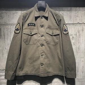 【junhashimoto】 US ARMY SHIRTS VINTAGE