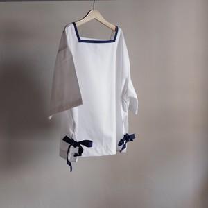 Royal Navy Marine Shirt #2 / ロイヤル ネイビー マリン シャツ / リメイク