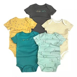 Rompers Bicycle  5pieces set