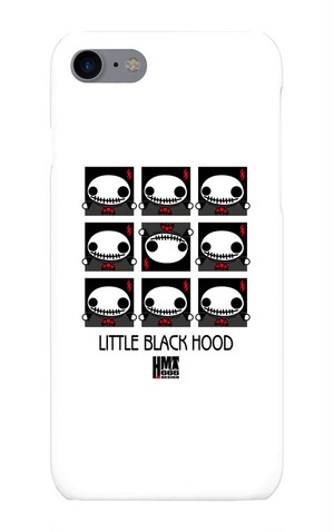 Little Black Hood いっぱい iphone7・8ケース