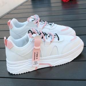 【shoes】合わせやすい配色ファッション切り替えスニーカー26972074