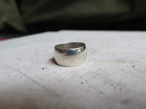 silver ring(11,号)