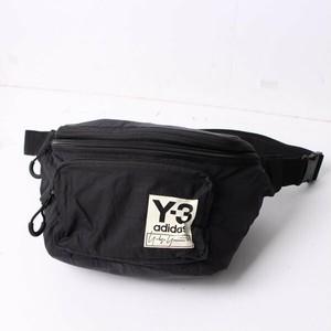 Y-3(ワイスリー) 2WAY ウエストポーチ PACKABLE BP リュックサック ブラック  [全国送料無料] r014707