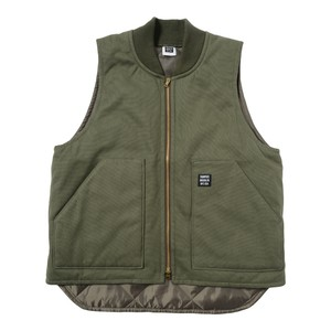 WORK VEST(DEEP GREEN)[TH8A-064]