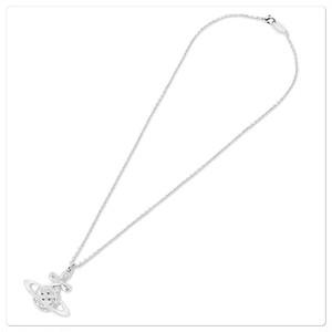 Vivienne Westwood Orb Simone  Pendant Necklace