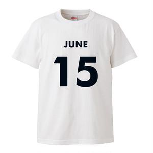 6月15日