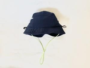 FUNCTIONAL ハコフグ 5panel HAT  /  NAVY
