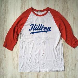GILDAN ベースボールTシャツ ラグランTシャツ
