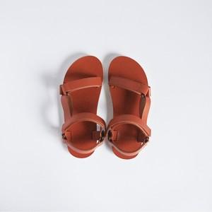 サンダル Sandals (orange)