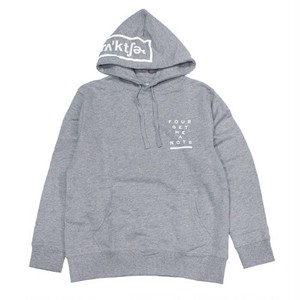 """Restructure"" Hoodie Mix Gray"