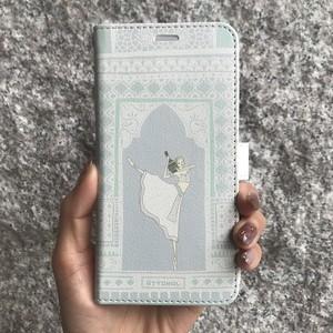 (iPhone) ラバヤデール手帳型スマホケース