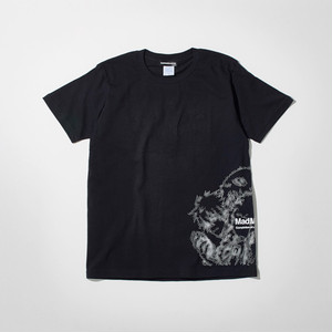 SDAT Friends Tee (Shinji Kaworu) 黒