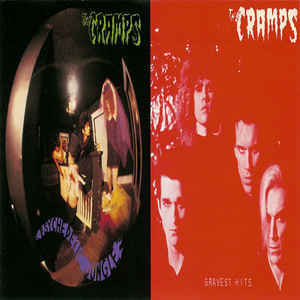THE CRAMPS/Psychedelic Jungle:Gravest Hits