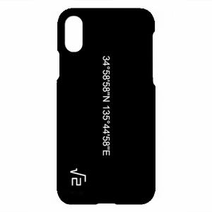 √2 iPhone Case BLACK (iPhone X/XS/11/11Pro)