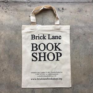 BRICK LANE BOOKSHOP : SMALL TOTE