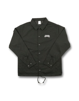 Starting from Nothing Coach Jacket / BLACK