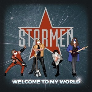 STARMEN 『Welcome To My World』 CD