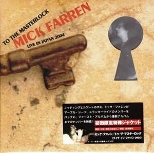 CD『ミック・ファレン/トゥ・ザ・マスターロック』+U.F.O.CLUBオリジナル缶バッジ1個&ステッカー5種 CAPTAIN TRIP RECORDS x U.F.O.CLUBコラボセット
