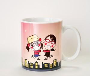 東京夜間飛行キャラクターマグカップ デザインB