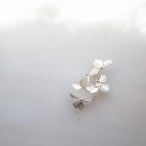 再販 silver petal