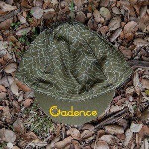 CADENCE / pulsar cycling cap (olive/yellow)