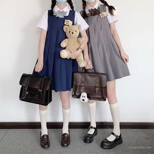 【ワンピース】ナチュラルスウィート清新若見えファッションシンプルワンピース