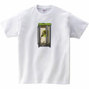 [キッズTシャツ] Penguin calling