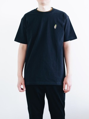 【POET MEETS DUBWISE(ポエトミーツダブワイズ)】KING JERRY EMBROIDERY TEE