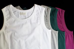 soglia / Stud Sleeveless T-Shirt