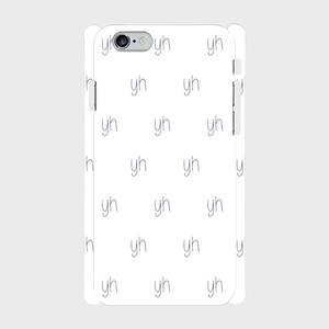 yh iPhone6/6s/7 ケース (WHT)