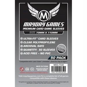 (70x110mm) Mayday カードスリーブ(プレミアムタイプ)「ロストシティ」サイズ  MDG-7144