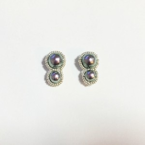 Twin Pearl Pierce/Earrings